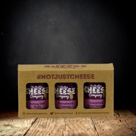 Miniature Chutney Trio Tasting Gift Pack